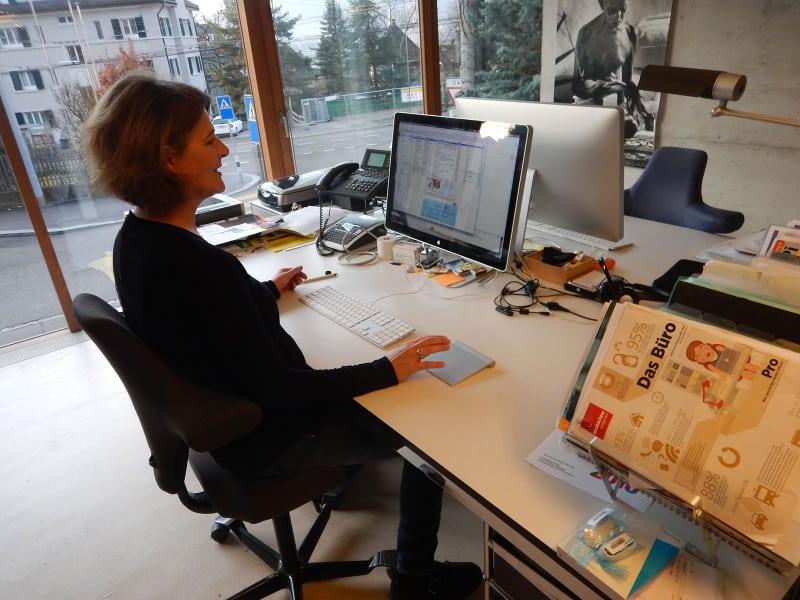 Christina Birrer, EMSO AG