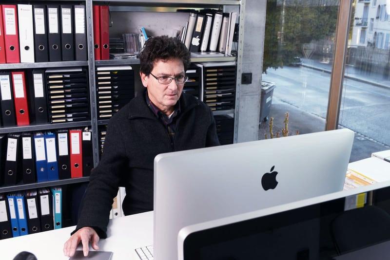 Peter Schmid, EMSO AG